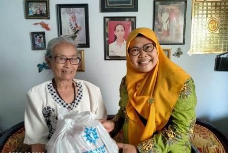 Milad Aisyiyah 106 Tahun, PCA Dau Bagi 250 Paket Sembako 1