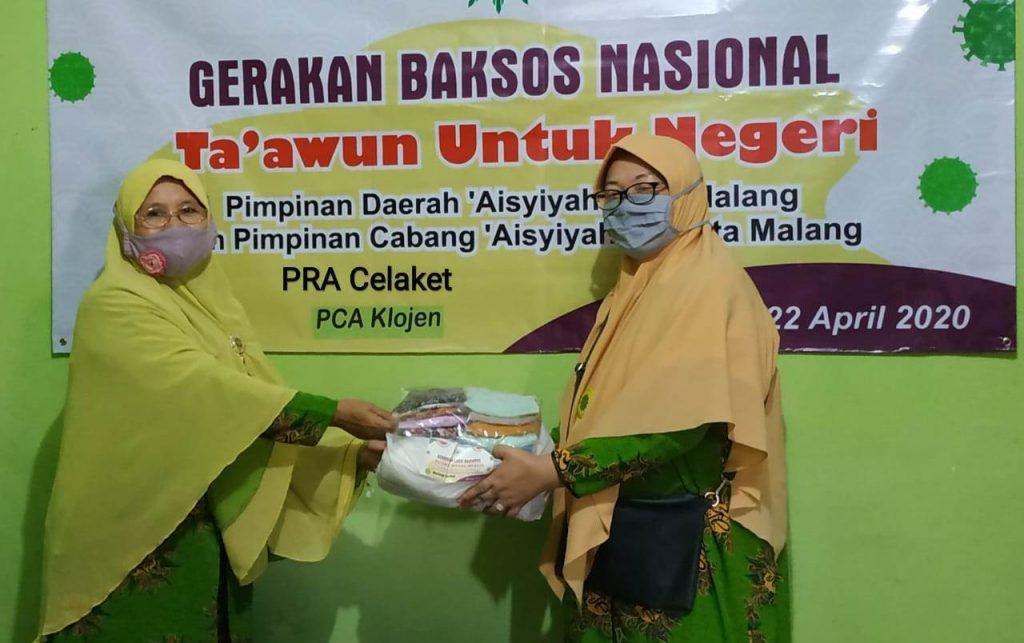 PRA-PCA Klojen Sebar Ratusan Paket Sembako Ta'awun Untuk Negeri Tahap Kedua 2