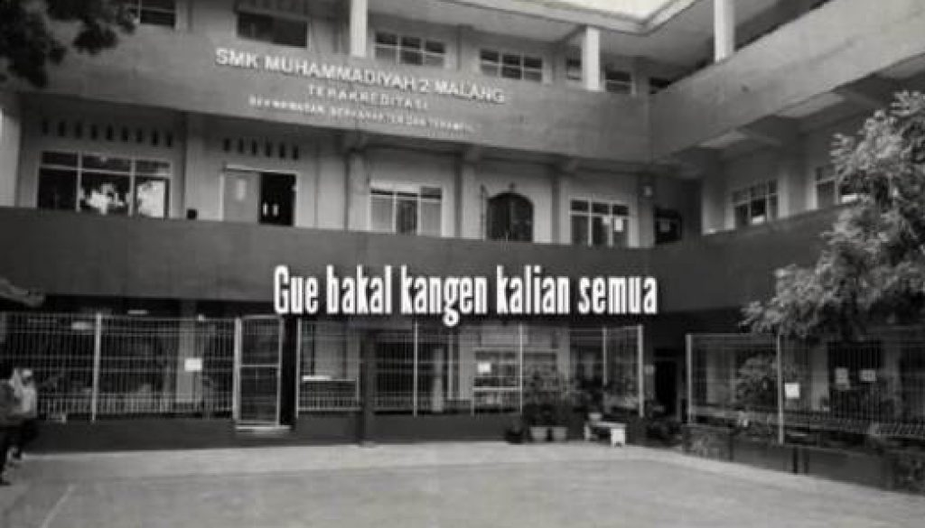 SMK MUDA VIDEO AAA