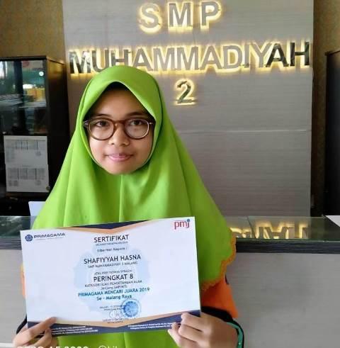 SMP Muhammadiyah 2 Kota Malang Bebas Biaya Pendidikan, Beri Pilihan 6  Program Beasiswa 2