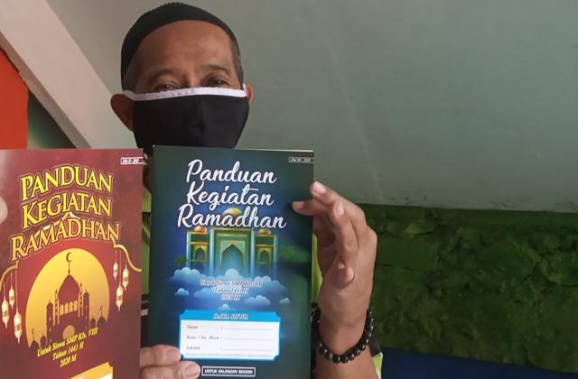 SMP AM3 Terbitkan Buku PKR, Pendidikan Ramadhan Al Islam-Kemuhammadiyahan 2