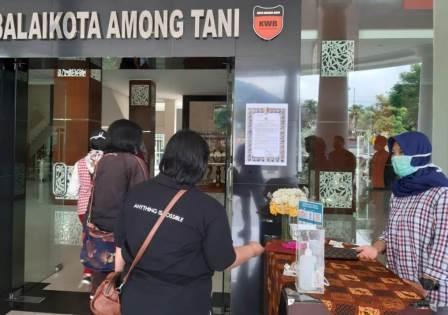 THS Inovasi Siswa SMP Muhammadiyah 8 Batu Resmi Digunakan Pemkot 2