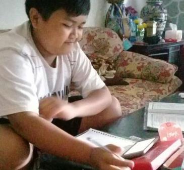 Siswa Matsamutu Tulis Surat Rindu, Pak Guru Kapan Kami Bisa Bertemu 1