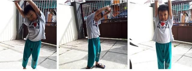 Daring ABA 17 Kota Malang, Siswanya Beribadah, Olahraga, Lanjut Belajar Materi Sekolah 1