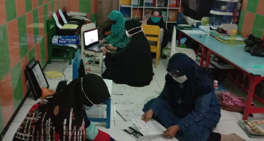 TK ABA 17 Kota Malang Terbitkan Jurnal Kegiatan Ramadhan 1