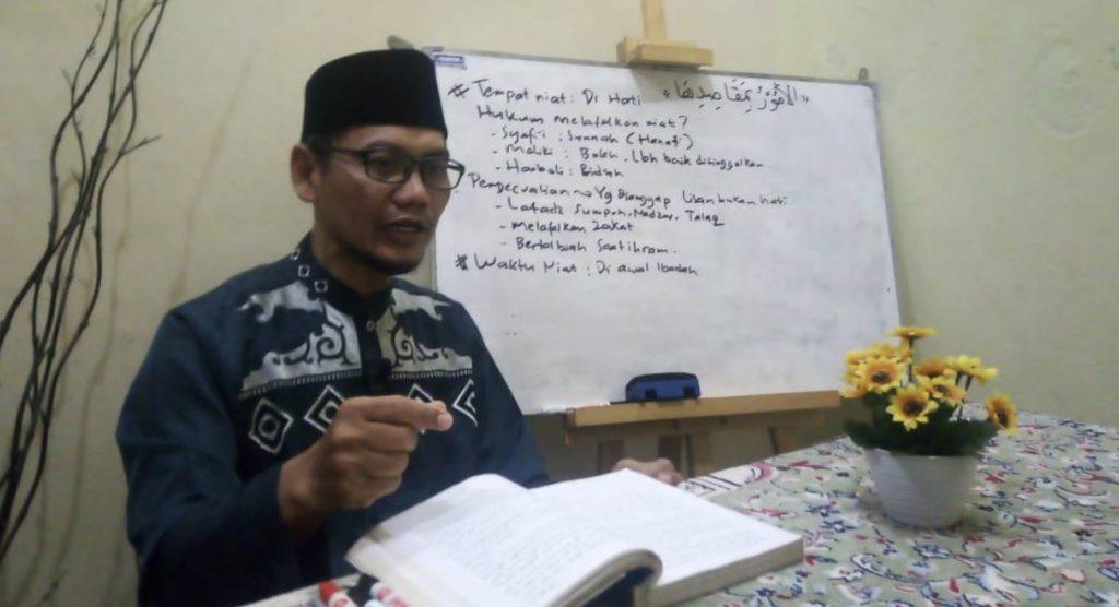 Ikuti Kajian Kaidah Fikih, Ustadz Imam Syafi'i Buka Majelis Online 1