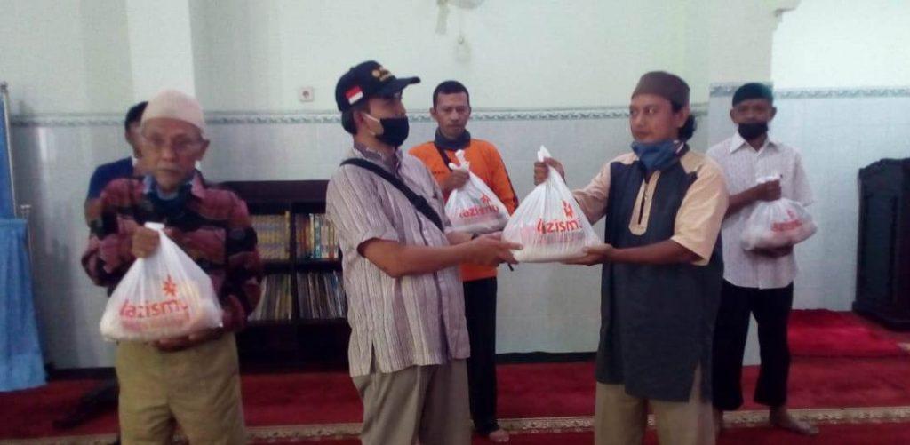 Lazismu Bantu Ratusan Paket Sembako Pada Duafa-Muballigh 2