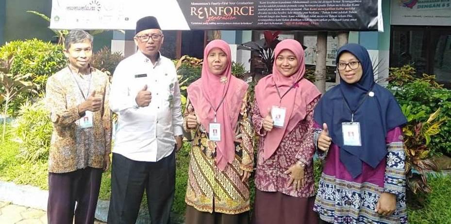 Sembilan Siswa MA Muhammadiyah 1 Kota Malang Tembus Jalur Khusus Seleksi Masuk PTN 1