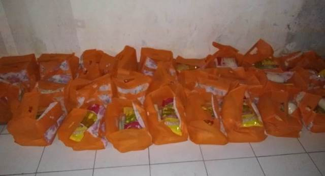 Sinergi Paket Sembako PRM Lawang-Surya Mart, Dari Muhammadiyah untuk Umat 1