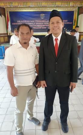 Sekretaris PWPM Kaltara Terpilih Dirut Perumda Tarakan Media Telekomunikasi 1