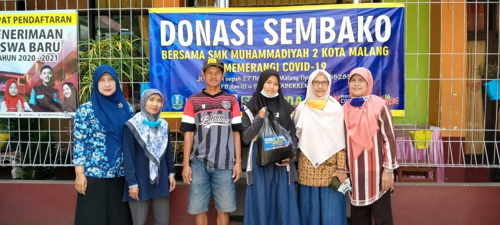 Lewat Program Sosialpreneur, SMK Muda Bantu Dhuafa 1