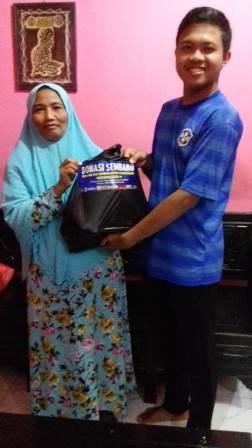 SMK Muda Semakin Masif Bagi Sembako,  Warga Apresiasi Positif 2