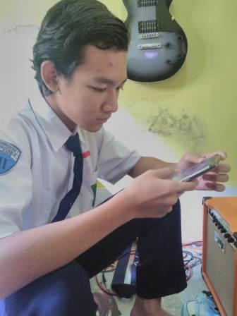 Ujian Sekolah di Rumah, Siswa Muhasa Malang Dapat Token Gratis Supaya Lancar Menjawab Soal 1