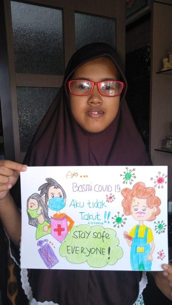 Orang Tua Siswa Inklusi Bahagia, Anaknya Sekolah SMPM 2 Kota Malang Menunjukkan Bakat-Kreatifitasnya 2