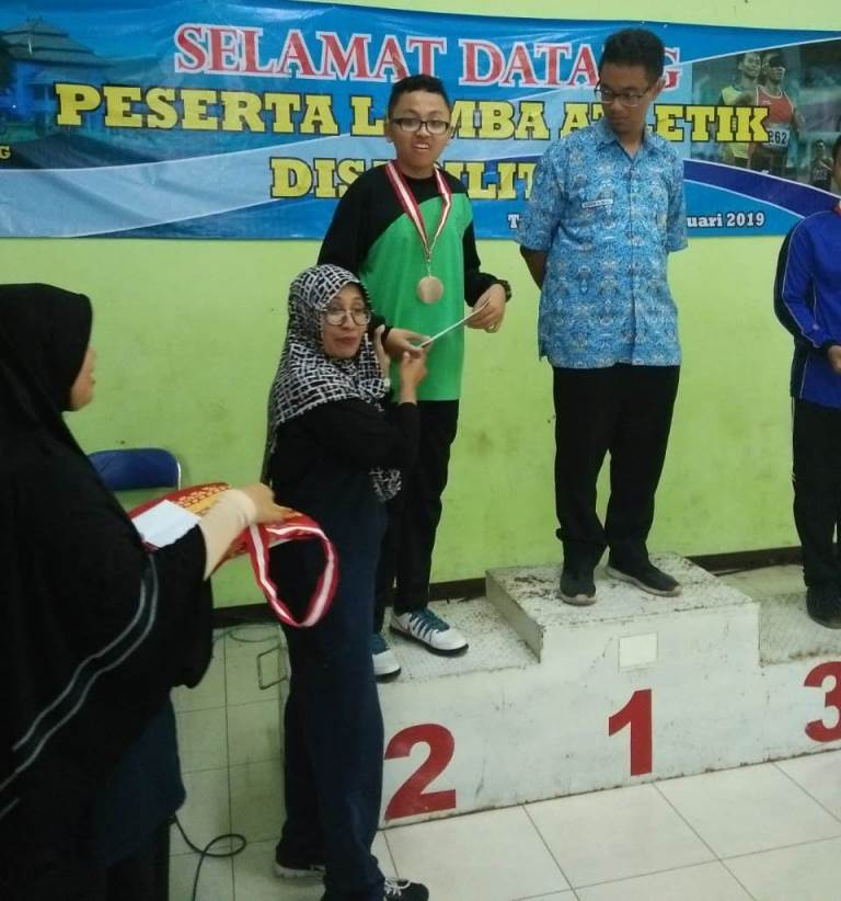 SMP Muhammadiyah 2 Kota Malang, Juara Panggung Olahraga Lokal Hingga Nasional 1