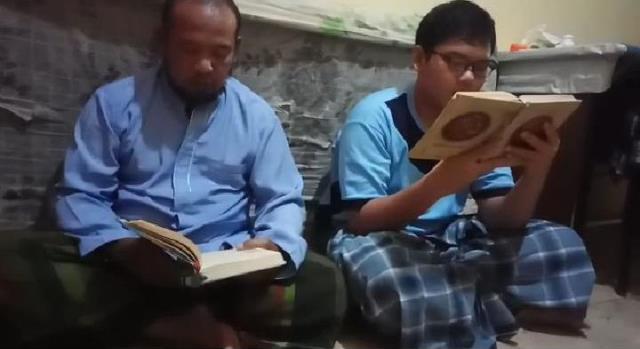 Program Tahsin Tilawah-Tahfidz Al Quran, Unggulan Siswa SMP AM3 Kota Malang Bidang Spiritual 1