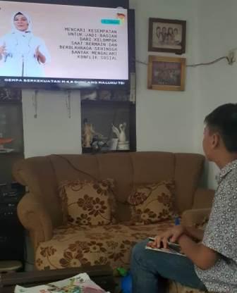 SMP M2 Kota Malang Gabungkan Pembelajaran Sekolah-Chanel TVRI Agar Siswanya Prestasi 2