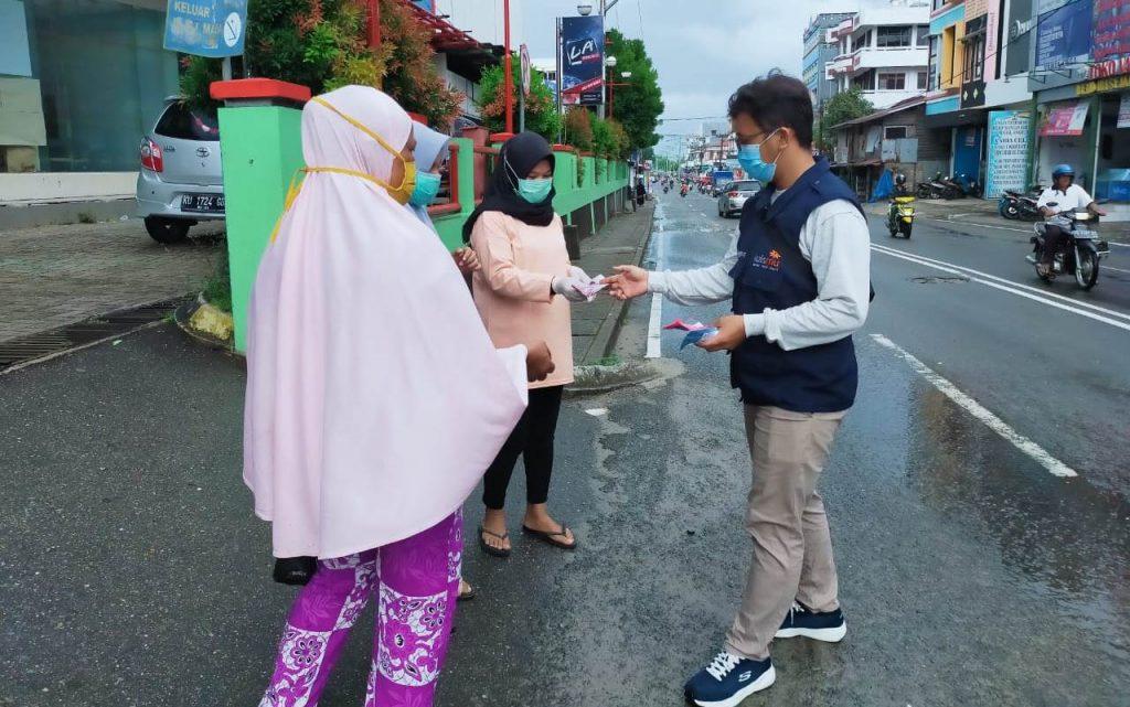 Sambut Ramadhan-Milad Aisyiyah, PWA Kaltara Bagi Sembako dan Seribu Lembar Masker 2