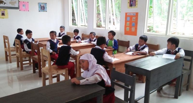 SD Muka Siapkan Generasi Ilmuan, Berbasis Pengetahuan Sains Islam 2