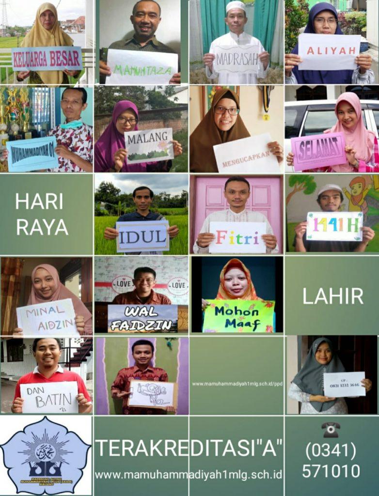 """Bikin Penasaran Video Ucapan Idul Fitri Mamumtaza Bertabur """"Bintang"""" 2"""