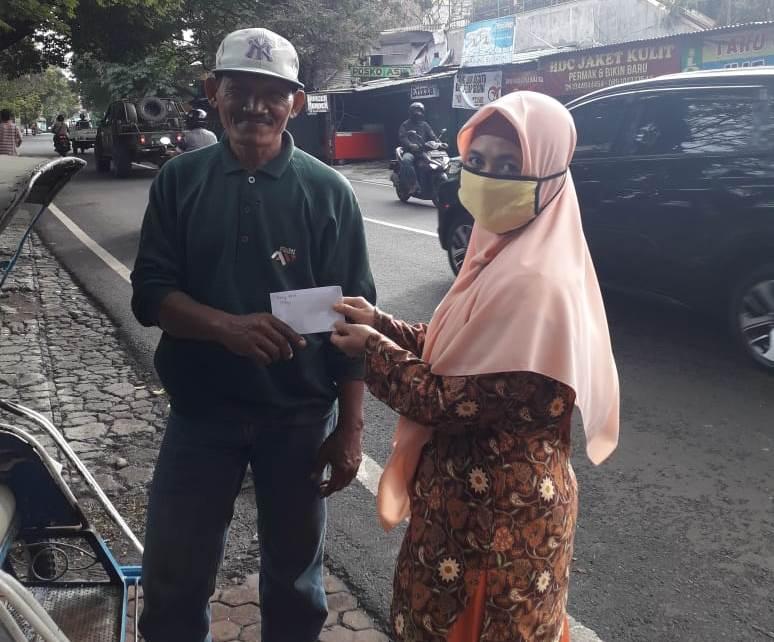 Semangat Milad Aisyiyah PCA Klojen Gelontor 548 Paket Sembako Plus Uang Tunai 2