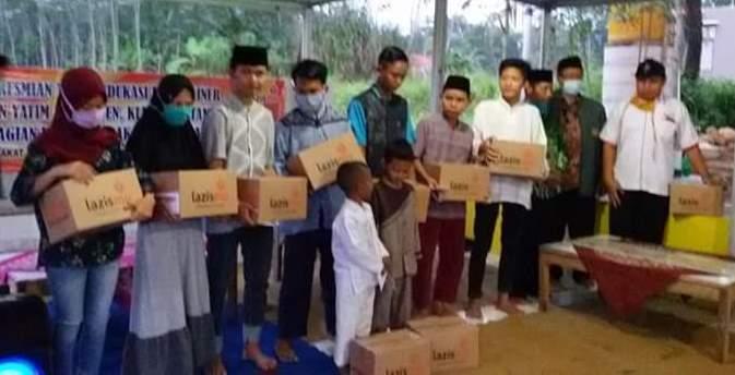 PC Muhamka Resmikan 2 AUM Sekaligus Salurkan 1.066 Paket Sembako 1