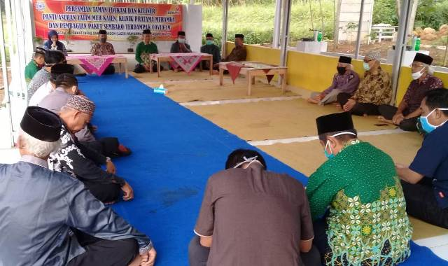 PC Muhamka Resmikan 2 AUM Sekaligus Salurkan 1.066 Paket Sembako 2
