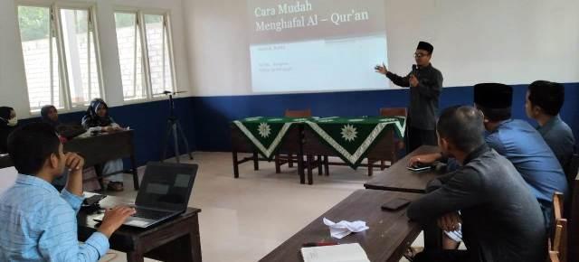 Dewan Guru SD Muhammadiyah Kangean Gelar WorkShop Wujudkan Program Unggulan 1