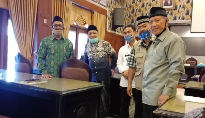 Walikota Malang-Ormas Islam dan Takmir Masjid Tarik Ulur Batasan Shalat Ied 1