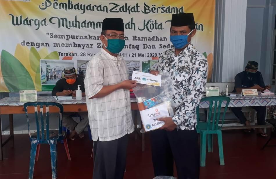 Hari Berzakat Muhammadiyah Tarakan, Warga Persyarikatan Bersama Optimalkan Zakat 1