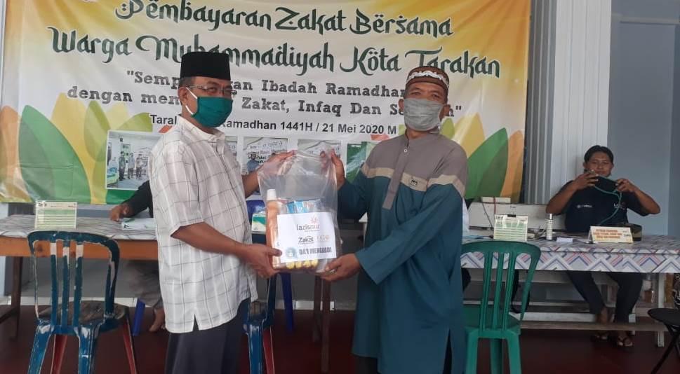 Hari Berzakat Muhammadiyah Tarakan, Warga Persyarikatan Bersama Optimalkan Zakat 3