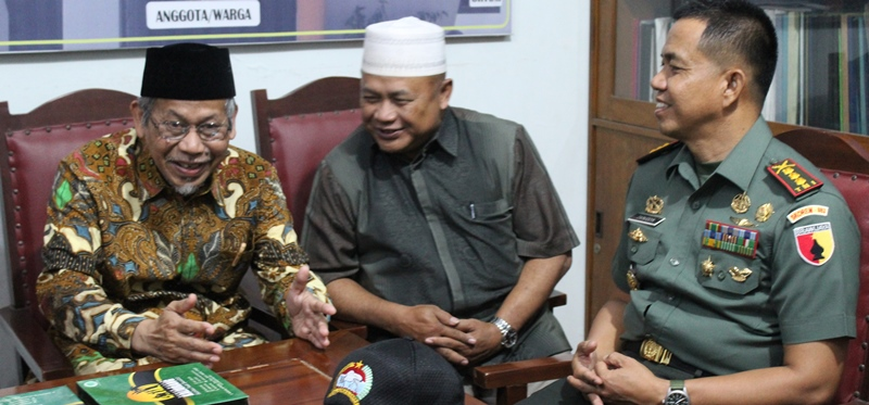 FKUB Kota Malang Pastikan Selama PSBB Tempat Ibadah Tidak Tutup 1