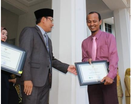 Dua Ustadz Muda Asal Malang Juara Lomba NKIF PWPM Jatim 2