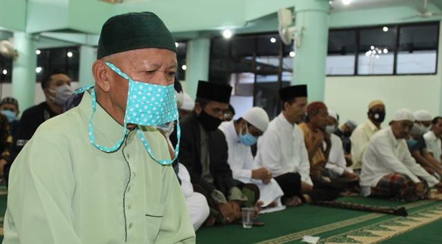 Kutbah Idul Fitri Esensi Puasa, Ustadz Hafidz Pesan Lima Hal Jangan Ditinggal 1