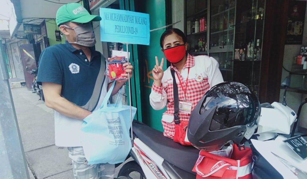 Mamumtaza Produktif Ta'awun Sosial, Tutup Kegiatan Ramadhan Pembagian Masker Kesehatan 2