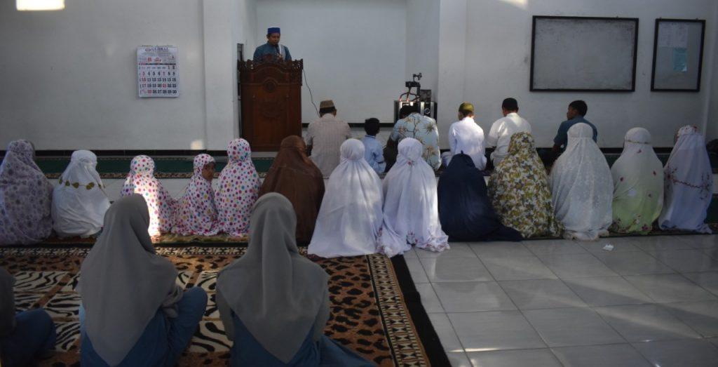 Derai Air Mata Tumpah Ketika Santri Panti Asuhan Putri Aisyiyah Merayakan Idul Fitri 1