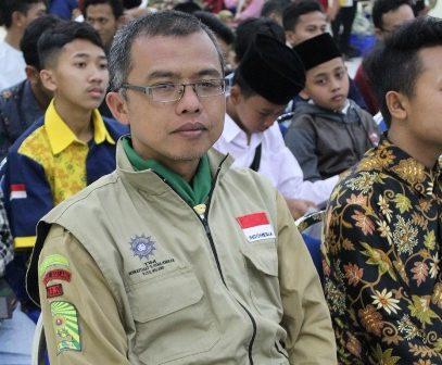 Hizbul Wathan SMP Muhasa, Cekatan Aksi Sosial, Skill Tali Temalinya Tak Terkalahkan 1