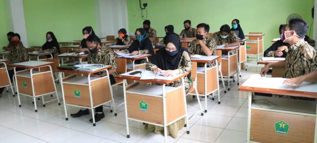 Jadi Sekolah Inovatif-Berkemajuan, Majelis Dikdasmen Puji Guru-Kepala Sekolah SMP Muda Kota Malang 2