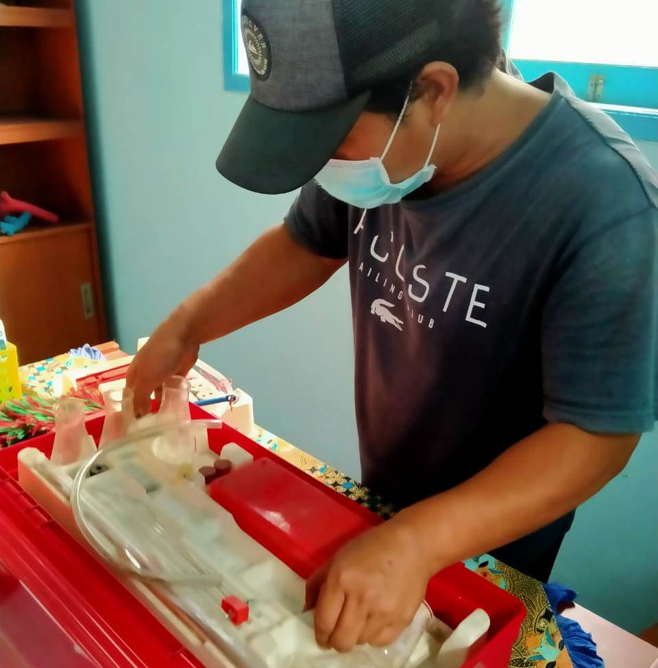 Sambut Siswa Baru, SMP Muda Inventarisasi Fungsi Sarpras Serta Penambahan Fasilitas 1