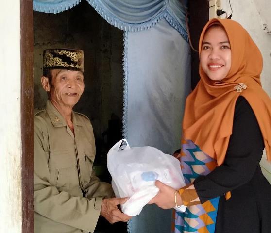Bimensi SMP Muda Kota Malang, Salurkan Zakat Siswa Pada Delapan Asnaf 2