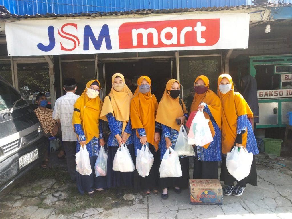 Jelang Lebaran Guru Amal Usaha Muhammadiyah Kota Tarakan Serbu JSM Mart 2