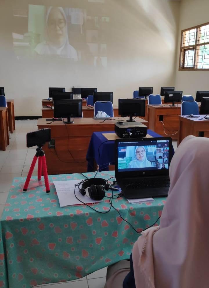 Siswa SMA Islam Batu Inovasi Excel Statistik, Raih Juara Lomba IT Tematik 1