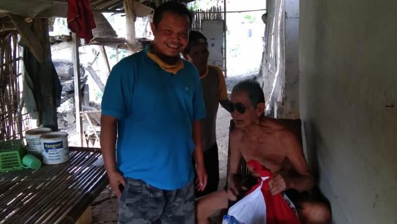 PDM Kabupaten Bekasi  Masif Bantu Sembako 1