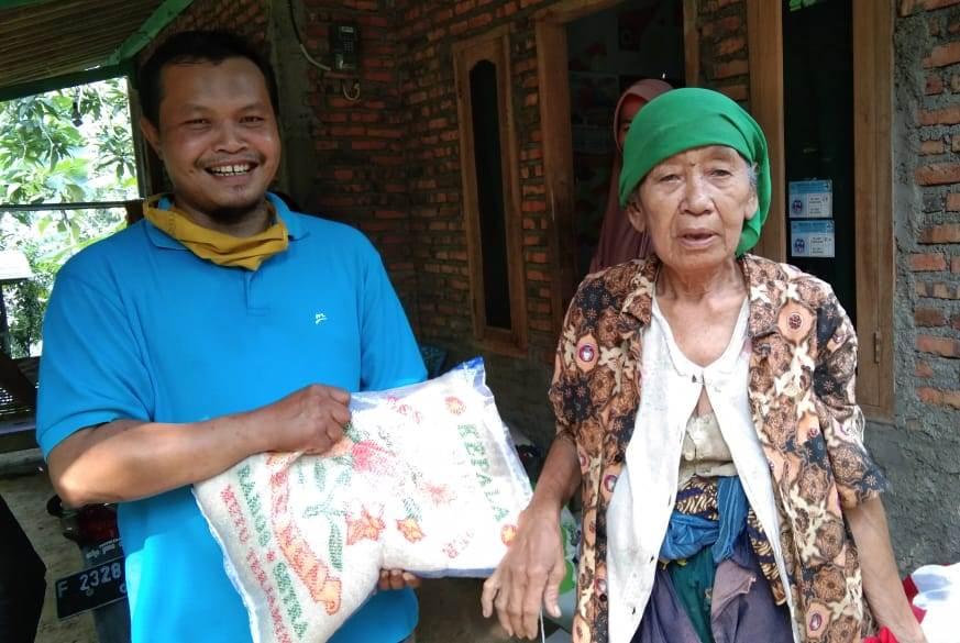 PDM Kabupaten Bekasi  Masif Bantu Sembako 2