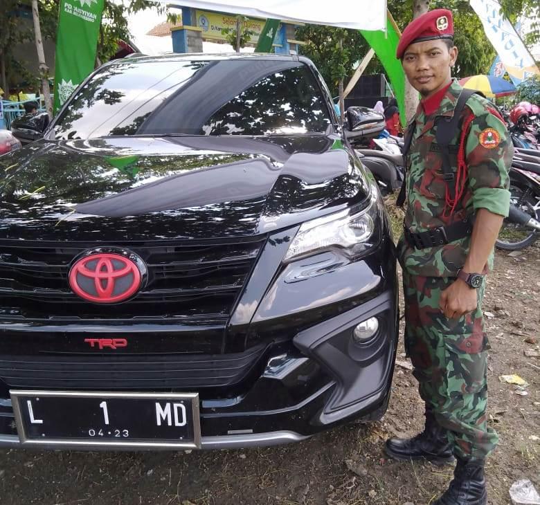 Perjuangan Anggota KOKAM Bojonegoro Produksi Tempe Fastco 2