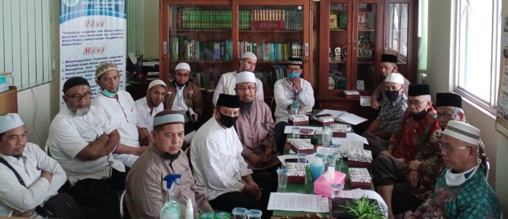 Lintas Ormas Islam Malang, 1 Juli Aksi Tolak RUU HIP 1