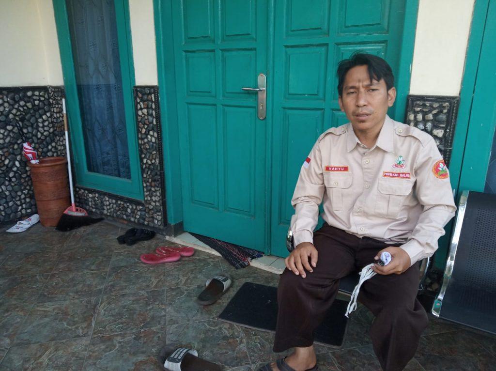 Estafet Tongkat Komando KOKAM Kabupaten Malang, Sunaryo Pada Agus Sudarmanto 1