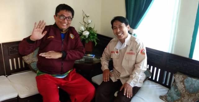 Sampaikan Program Pada Ketua Tapak Suci Jatim, PDPM Kabupaten Malang Dapat 5 Wejangan 1