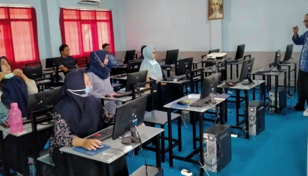 SMP MUHISA E LEARNING AAA