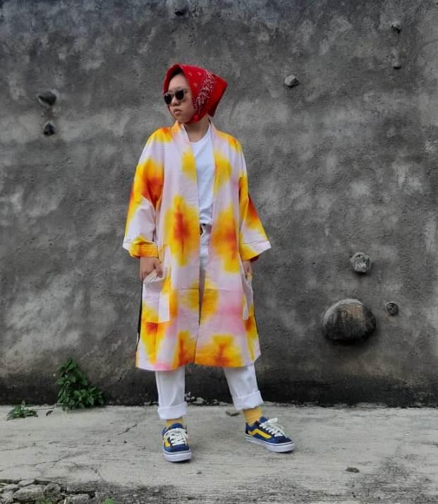 Batik Terumbu Karang Raisa Sold Out, Ekslusif Dinamis Edukatif 2